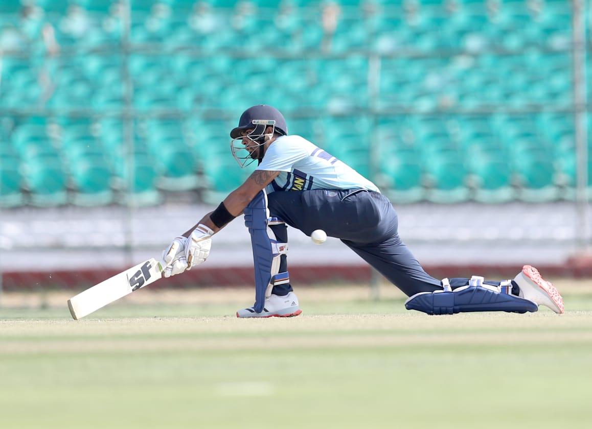 Vijay Hajare Trophy Rajasthan 01